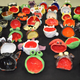 Some whimsical designs were included among the soup bowls for sale at last year's ZoupArt. The annual soup lunch and fundraiser for Bruemmer Park Zoo in Kewaunee takes place Sunday.