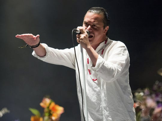 Mike Patton will perform with Faith No More Sept. 12 at Ruoff Music Center.