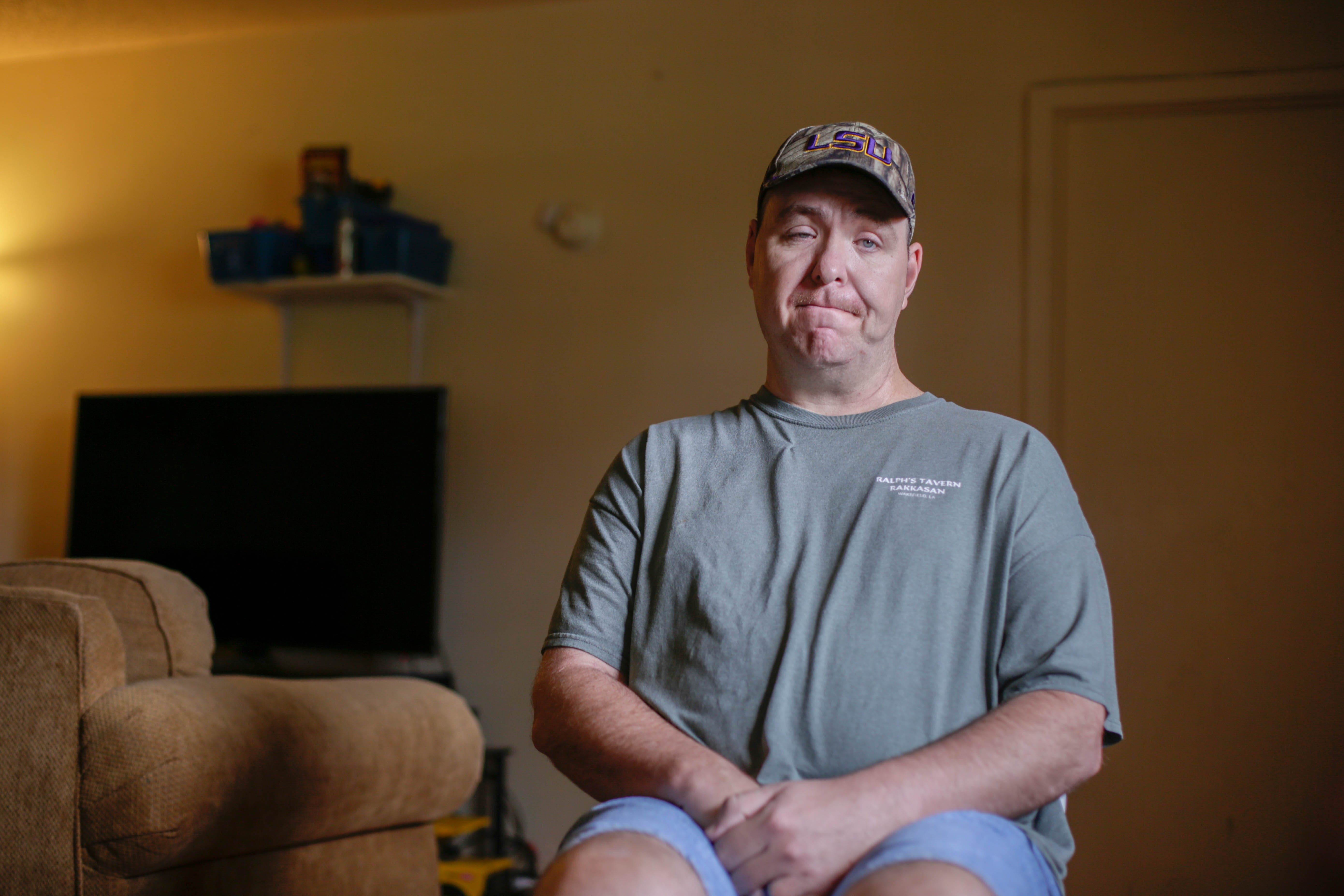 Sgt. Bryan Gaston recently left his job at Wilkinson County Correctional Facility in Woodville, Miss., because of what he and numerous others describe as abhorrent conditions. At Wilkinson, he said that prisoners threw waste on him numerous times and that reports of the incidents were never made, and there were no repercussions for such behavior.