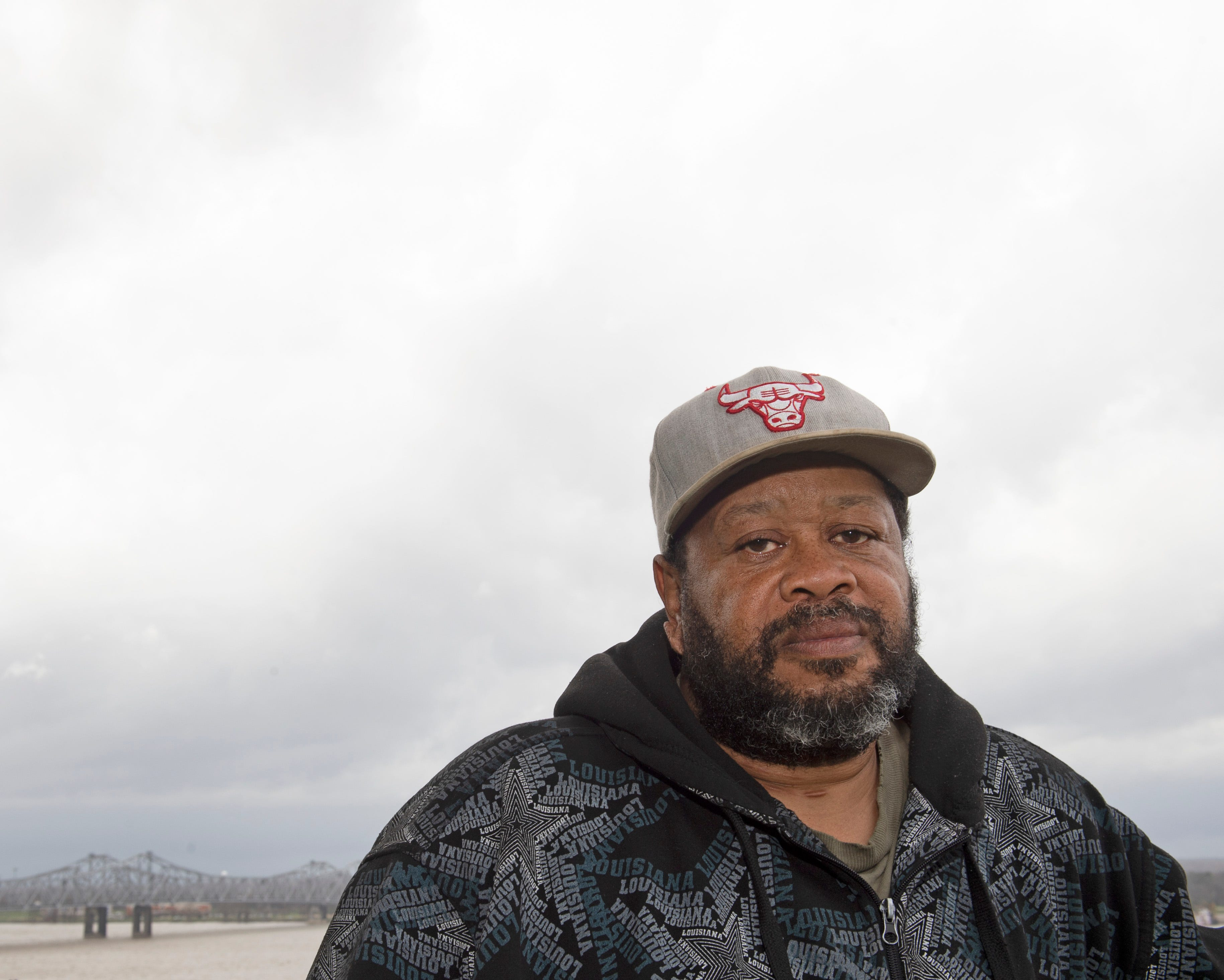 Leslie Jones was twice attacked by prisoners when he was an officer at Wilkinson County Correctional Facility in Woodville, Miss.
