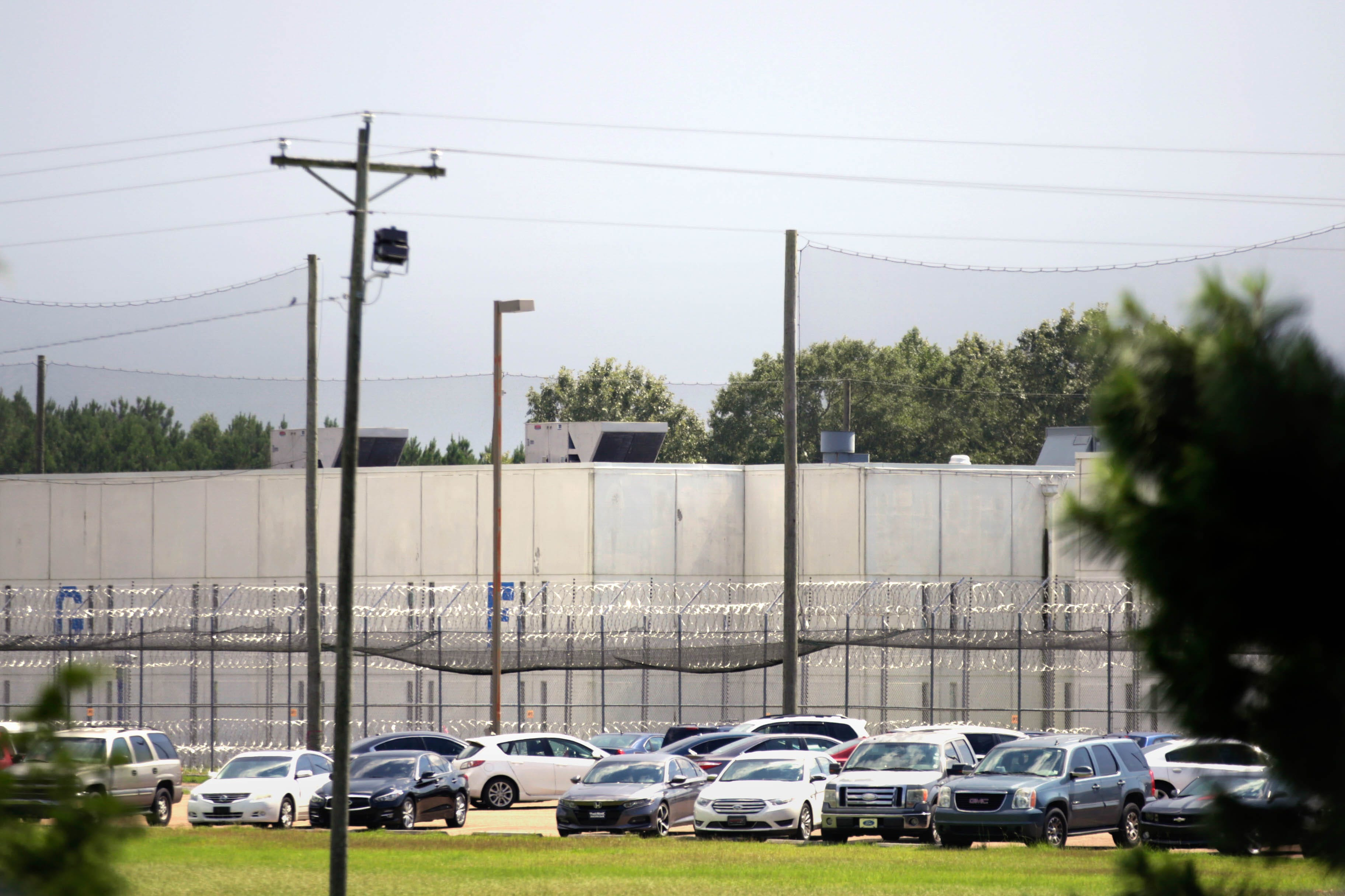 The Wilkinson County Correctional Facility in Woodville, Miss.