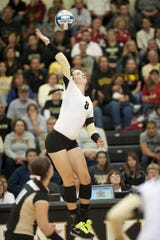 Former Big Ten volleyball Player of the Year Ariel (Turner) Gebhardt is among seven former Boilermakers being inducted into the Purdue Athletics Hall of Fame.