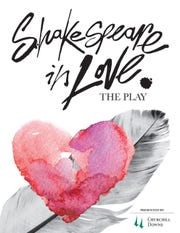 "The 2020 Kentucky Shakespeare Festival will include""Shakespeare in Love."""