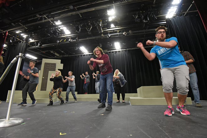 """Back to the Divine Comedy"" will be the final production of the year for OSU-M and its first musical since 2018."
