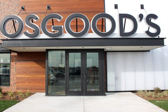 Osgood's, a restaurant at the Mayfair Collection, has closed, according to a post on its Facebook page.