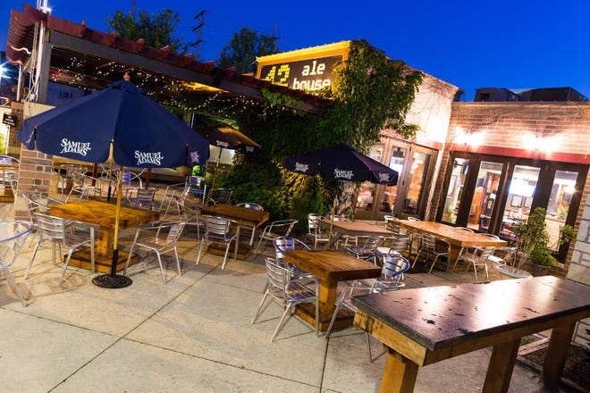 42 Ale House, 3807 S. Packard Ave. in St. Francis