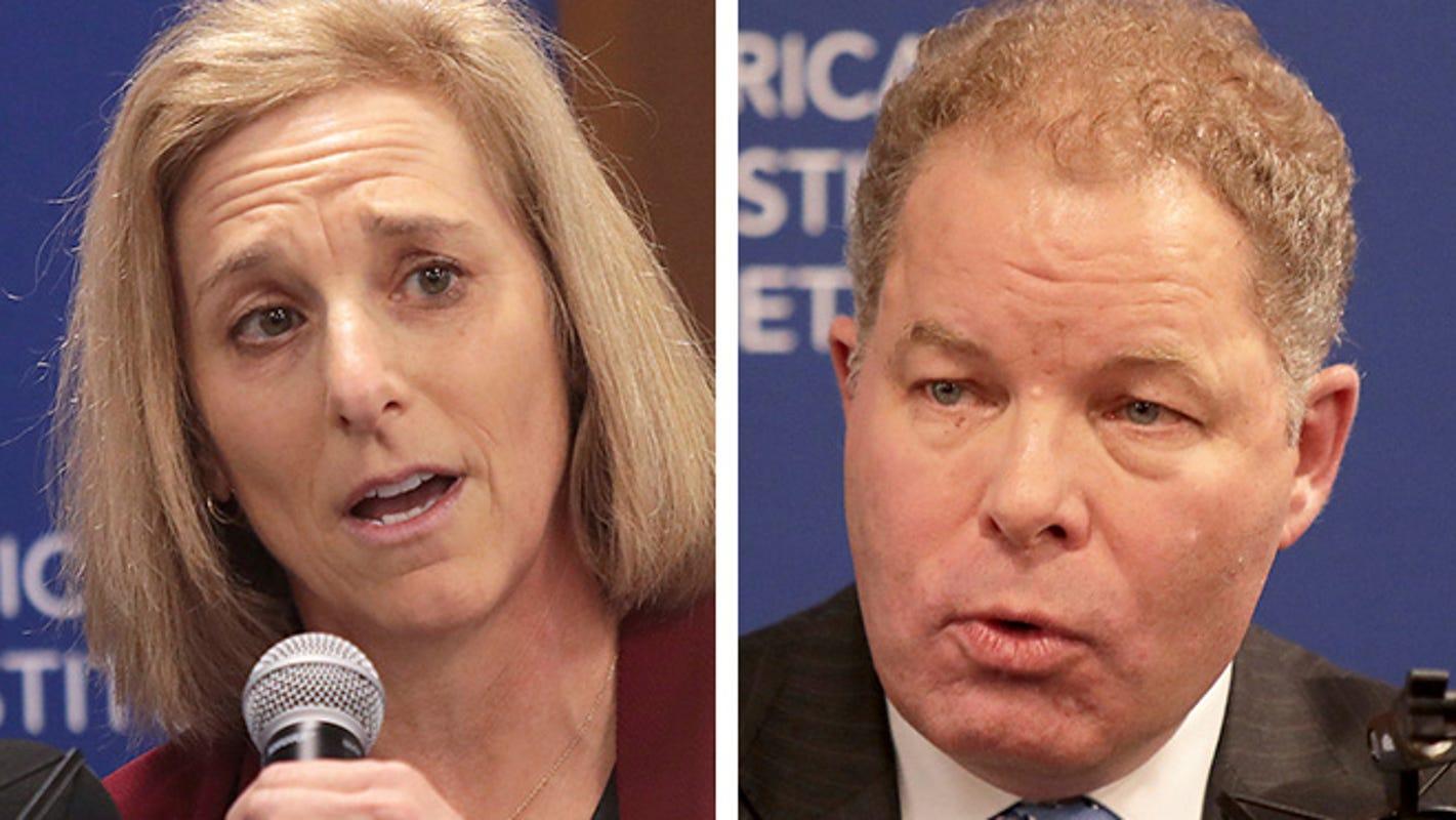 Joe Biden endorses Jill Karofsky for state Supreme Court while Donald Trump reaffirms backing of Daniel Kelly