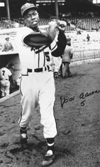 "Hank Aaron wore No. 5 his first year for the 1954 Milwaukee Braves and ""The Hammer"" wore number 44 for the rest of his career."