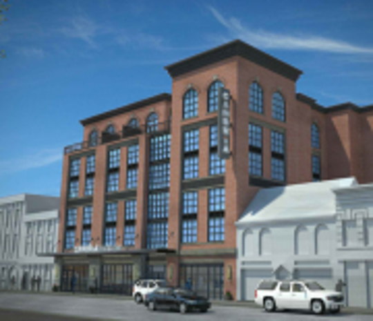 The new seven-story Cambria Hotel and Suites is slated for a groundbreaking this year in Morristown.