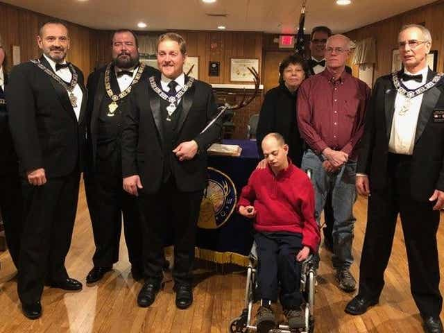 Nj Man With Rare Disorder Wolf Hirschhorn Syndrome Becomes Elks Member Chromosome diseases are genetic diseases where a large part of the genetic code has been causes of chromosome diseases: nj man with rare disorder wolf