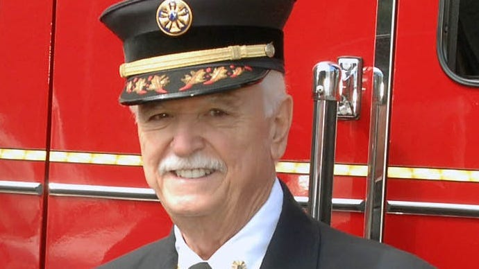 Garfield Nj Ernest Rosolen Longtime Firefighter And Councilman Dies