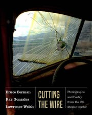 """Bruce Berman, associate professor of photojournalism in NMSU's Department of Journalism and Media Studies and his collaborators were honored in January 2020 with the Southwest Book Award for """"Cutting the Wire: Photographs and Poetry from the U.S. Mexico Border."""""""