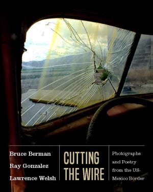 "Bruce Berman, associate professor of photojournalism in NMSU's Department of Journalism and Media Studies and his collaborators were honored in January 2020 with the Southwest Book Award for ""Cutting the Wire: Photographs and Poetry from the U.S. Mexico Border."""