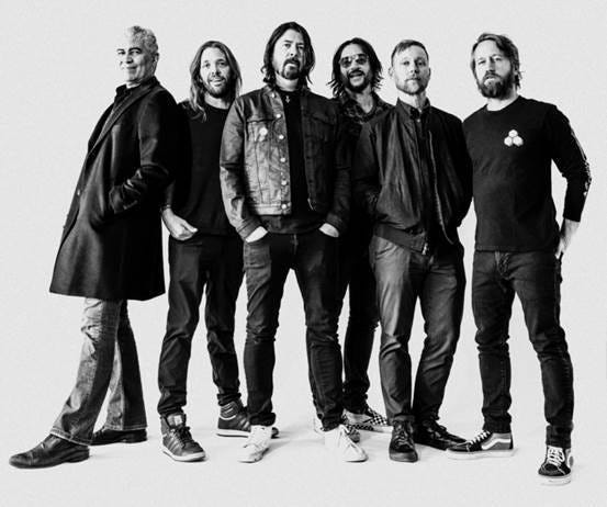 Foo Fighters will kick off 2020 Van Tour in Phoenix to celebrate their 25th anniversary