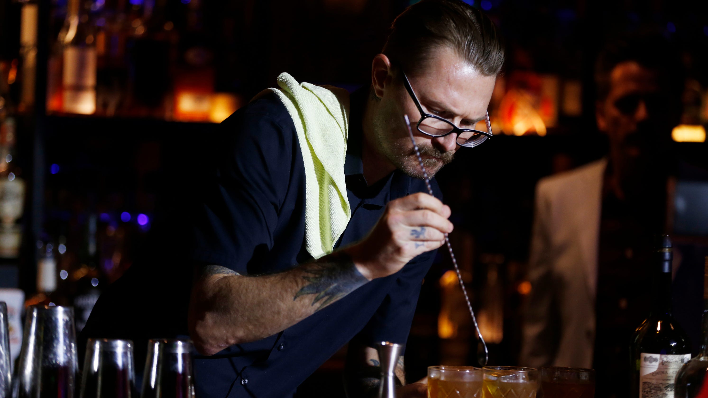 Top Arizona bartenders threw down to be crowned 'Last Slinger Standing.' Meet the champ