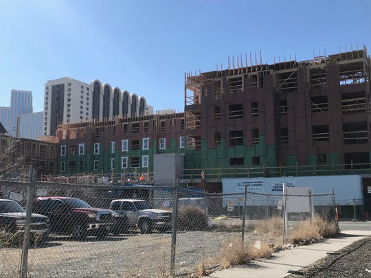 Canyon Flats at 661 N. Center St. will house UNR students in a deal announced by the University of Nevada, Reno.