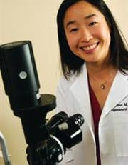 Dr. Mina Chung, a University of Rochester Medical Center ophthalmologist, died on Feb. 13 in Italy.
