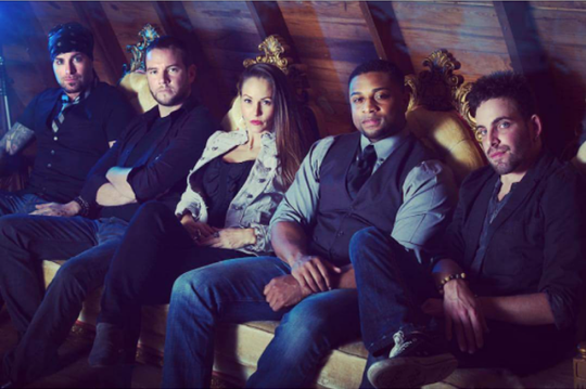 Kristen & the Noize will perform at the Dewey Winter Gala at the new Lighthouse Cove & Event Center on Saturday, Feb. 22.