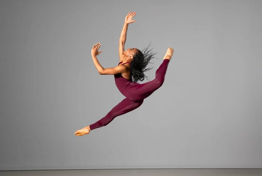 Ailey II will perform at 6:30 p.m. Feb. 20 at The Strand Theatre in Shreveport. Amarachi Valentina Korie is a member of Ailey II, a troupe of young professional modern dancers from the Alvin Ailey American Dance Theater.