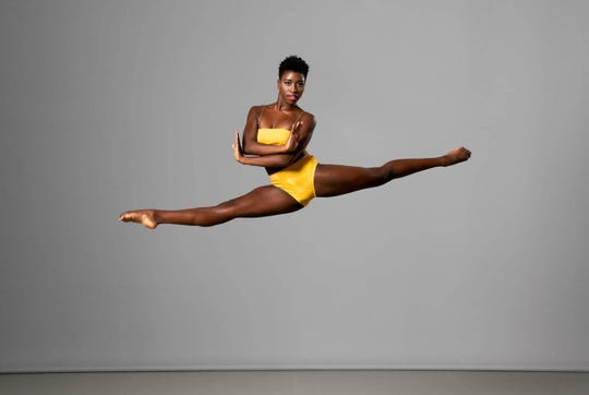 Ailey II will perform at 6:30 p.m. Feb. 20 at The Strand Theatre in Shreveport.  Caroline Theodora Dartey is a member of Ailey II, a troupe of young professional modern dancers from the Alvin Ailey American Dance Theater.
