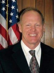 State Forester Jim Karels