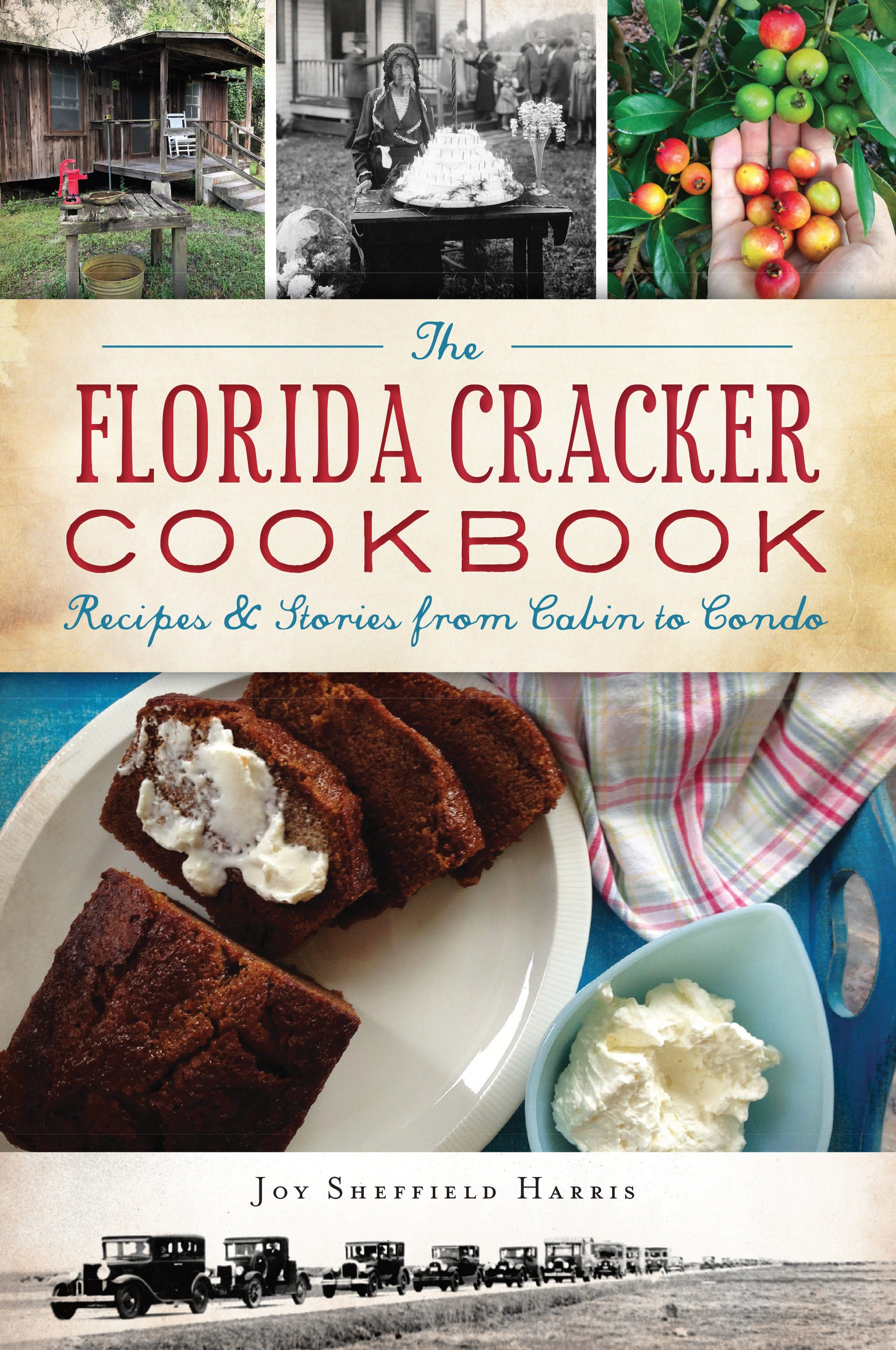 Author shares a taste of old-time recipes in...