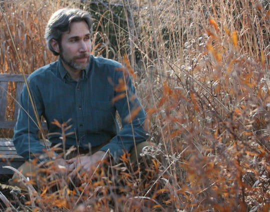 Nebraska-based Benjamin Vogt, a poet and indigenous naturalist and gardener, will speak at 7 p.m. Friday, Feb. 21 at the Wichita Falls Museum of Art at Midwestern State University and then at 10 a.m. Saturday, Feb. 22 at the Arts Alive! Home and Garden Festival at the Ray Clymer Exhibit Hall.