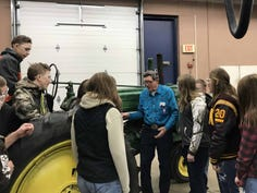 Ed Terry, who was instrumental in launching the Randolph FFA more than 40 years ago, celebrates 50 years of sharing ag education in 2020. Along with serving as a part-time agriculture instructor and FFA advisor at Randolph High School in Randolph, Minn., Terry continues to work on his family's 150-year-old dairy farm.