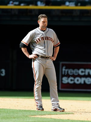 Aubrey Huff retired in 2012 after 13 major league seasons.