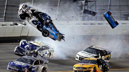 Ryan Newman released from hospital following Daytona 500 crash
