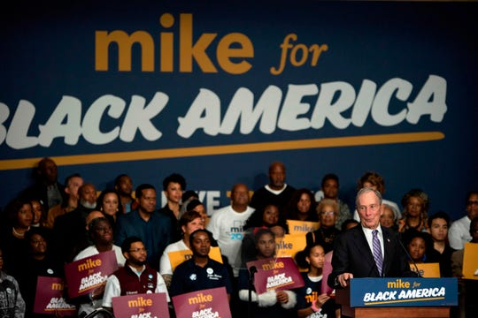 Blacks and Hispanics should not ditch Mike Bloomberg over his 'stop and frisk' mistake