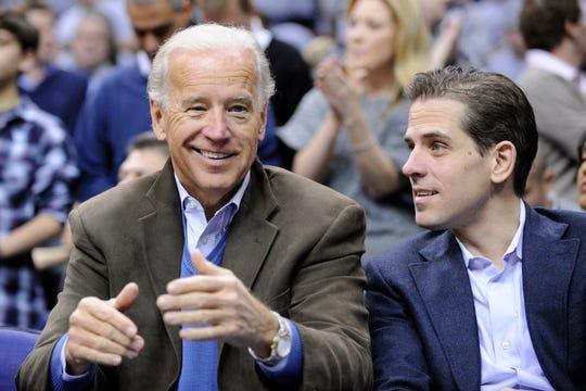 Hunter Biden's drug use doesn't make him a 'loser'