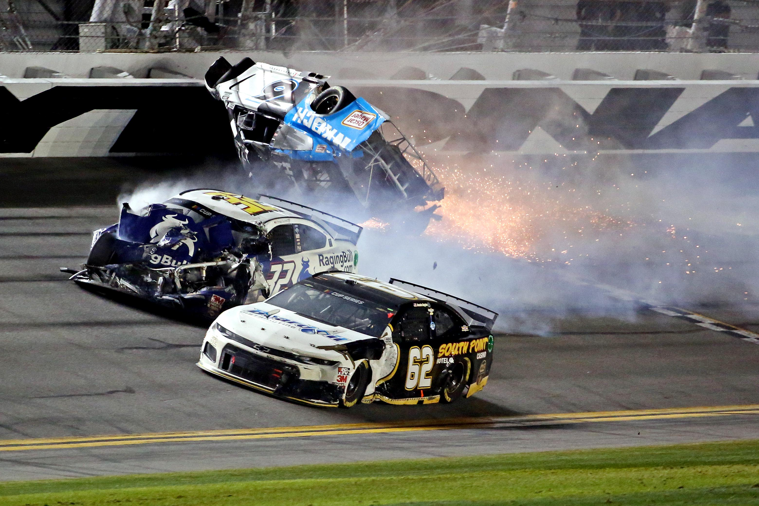 ICYMI: Fiery Crash Mars Daytona 500; New Format at NBA All-Star Game Draws Cheers; More Fallout from Astros' Scandal