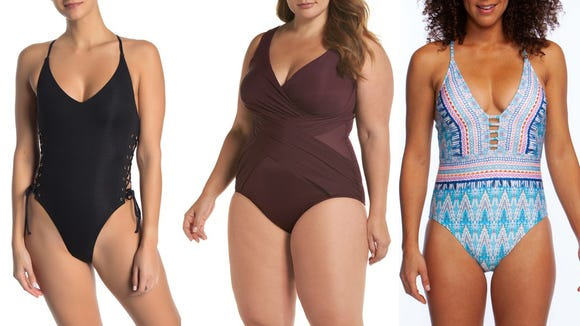 Nordstrom Rack is having a massive designer swimwear sale on best-selling suits