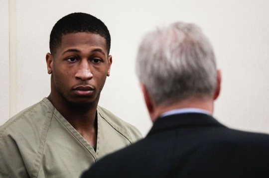 Amir Riep is one of two former Ohio State University football students arrested after being accused of raping and kidnapping a 19-year-old woman. Columbus police say Riep told the victim to say the encounter was consensual on a video recording.