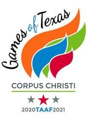 Corpus Christi TAAF Logo 2020, 2021.