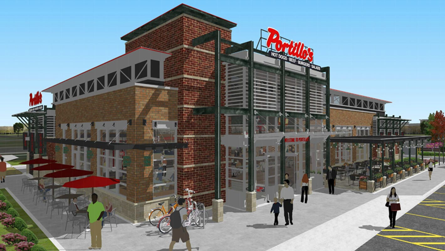 Chicago hot dog joint Portillo's appears to be planning Lakeside Mall location