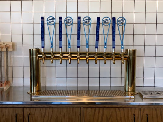 Taps at Ferndale Project, 567 Livernois in Ferndale, on Feb. 19, 2020.