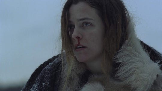 """Riley Keough in """"The Lodge."""""""