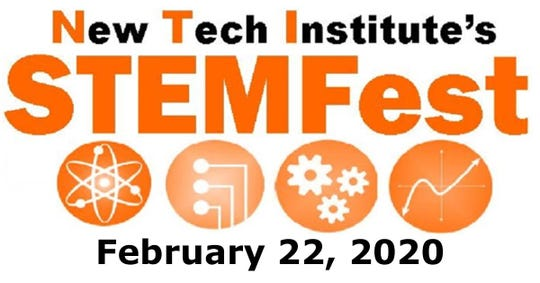 STEM Fest is open to all ages Saturday from 9 a.m. to noon.