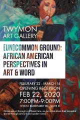 Twymon Art Gallery's newest show will open with a reception Saturday at 7 p.m.