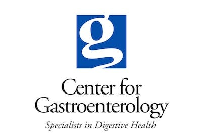 Center for Gastroenterology Logo