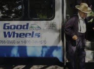 Good Wheels, the provider of transportation to elderly, disabled and disadvantaged people needing medical services in Lee County and other parts of Southwest Florida, said it would suspend services after Wednesday due to a financial crisis.