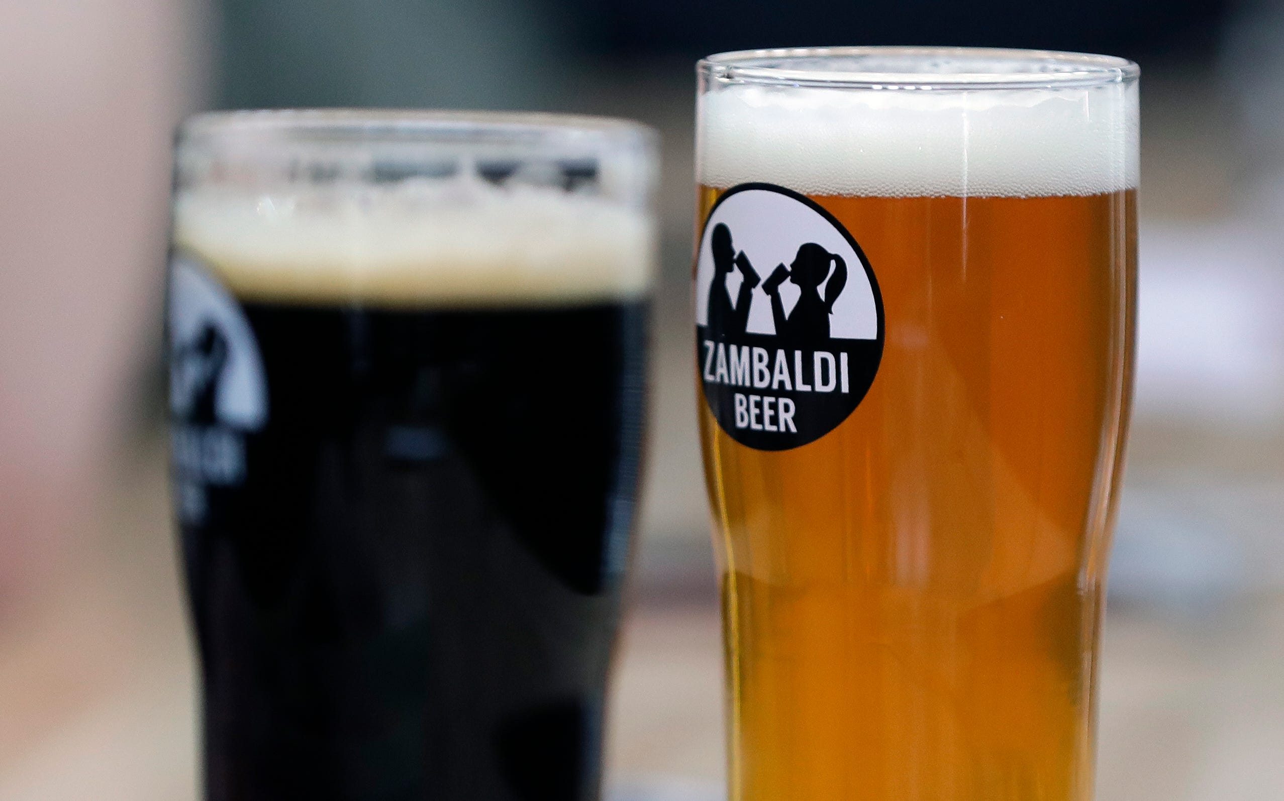 """""""At the end of the day, it's just beer. It's not brain surgery. Have a beer.""""  - David Malcolm, Zambaldi Beer brewer and owner"""