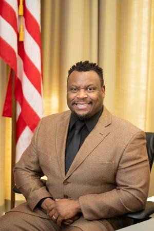 Iowa City Mayor Bruce Teague.