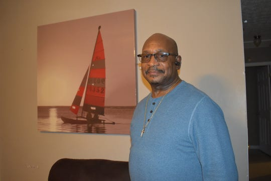 Walter Douglas is a DSP at Madison-Haywood Developmental Services.