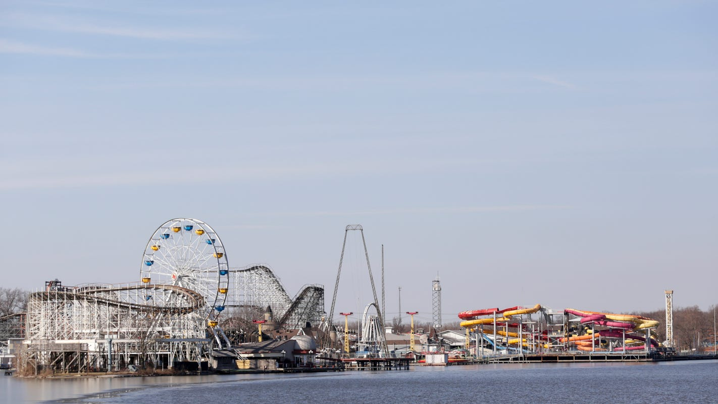 Indiana Beach Er Announced Park
