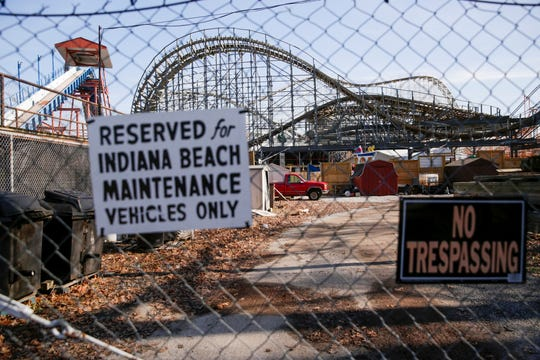 Apex Parks Group announced Tuesday to White County officials it was closing the popular Indiana Beach amusement park that has operated on Lake Shafer since 1926.