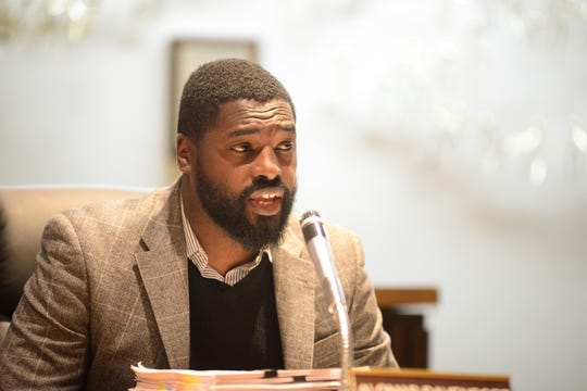 4th Ward Councilman Alomar Davenport said he would spend the rest of his term in office making sure that the Ocie Hill building will be replaced.