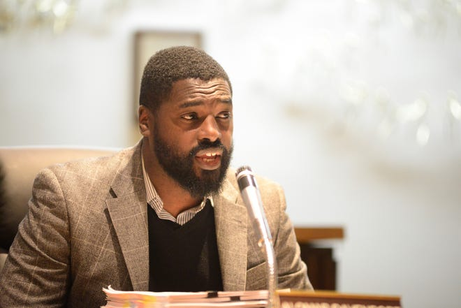 Alomar Davenport, D-Fourth Ward, said there's no word yet when HUD might provide the full balance of a potential $1 million grant to help house the homeless within city limits.